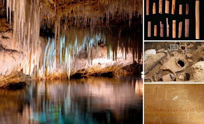 10 Стародавніх печер, які і сьогодні зберігають безліч загадок