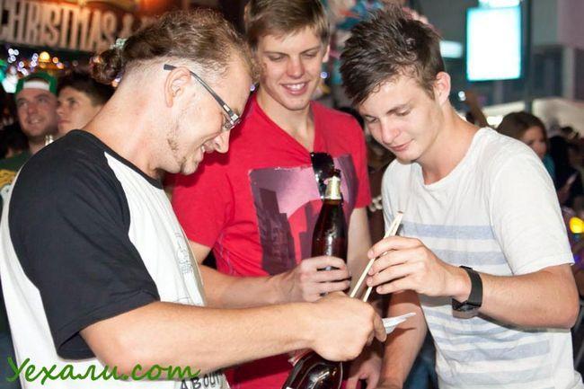 Спиртне в Таїланді