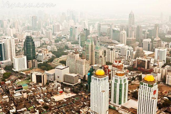 Фото Бангкока, готель Байок Скай