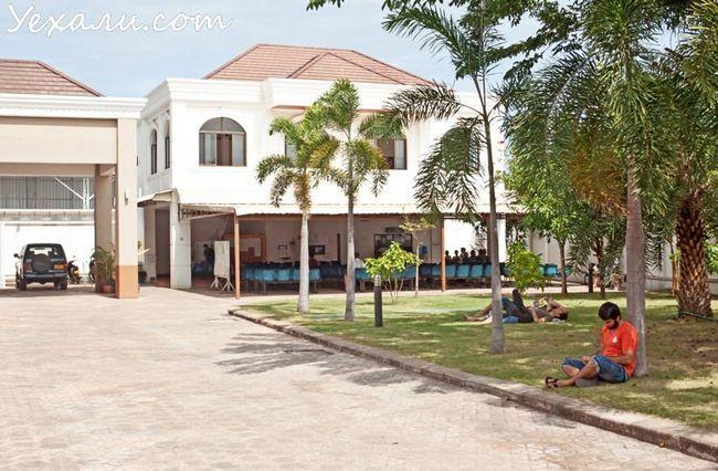 Тайське посольство у В`єнтьяні