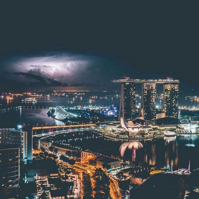 20 Фото чудового сінгапуру