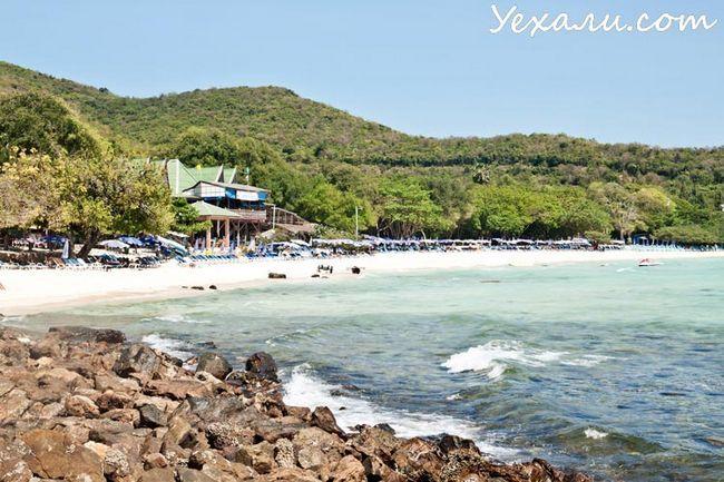 Влітку в Таїланді мало туристів