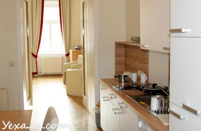 Кращі готелі Відня: Belvedere Appartements