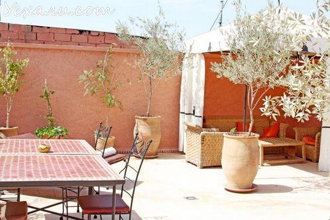 Кращі готелі Марракеша: Riad Dar Alsaad