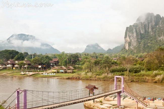 Кращі готелі Лаосу