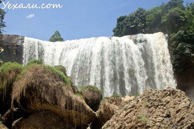 5 Найкрасивіших водоспадів далата: заради цього варто їхати до в`єтнам! Водоспади далата на мапі