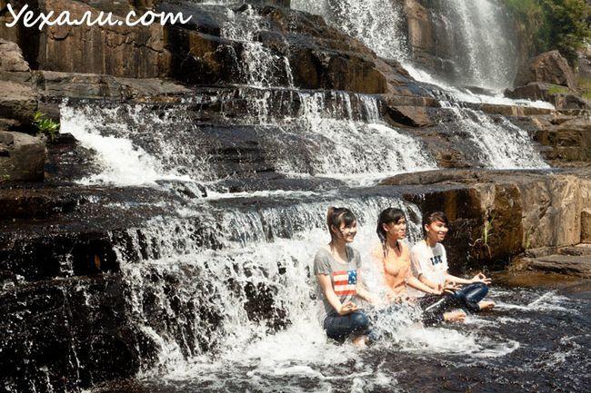 Найкрасивіші водоспади Далата: Понгур