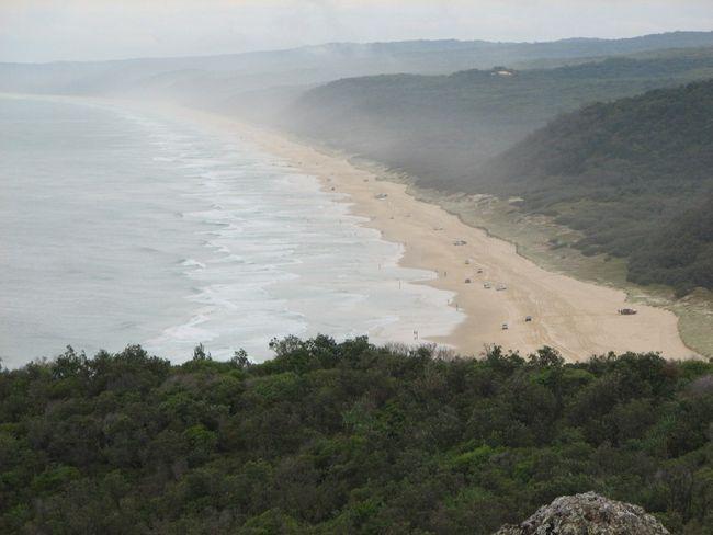 90-мильний пляж (Ninety Mile Beach), Північний острів, Нова Зеландія