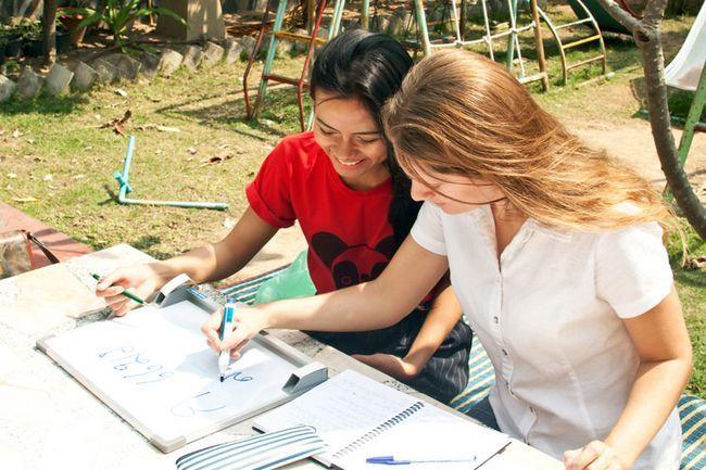 вивчення тайської мови з носієм