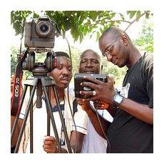 Зйомки сучасного африканського кіно