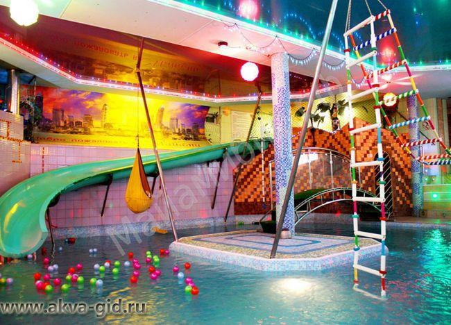 аквапарк «Майамі-Біс» в Новосибірську