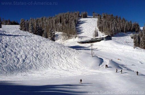 Гірськолижний курорт аспен