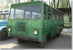 Автомобільні музеї москви