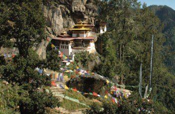 Бутан розвиток туризму