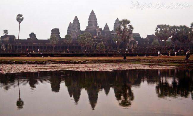 Ціни на квиток в Ангкор Ват