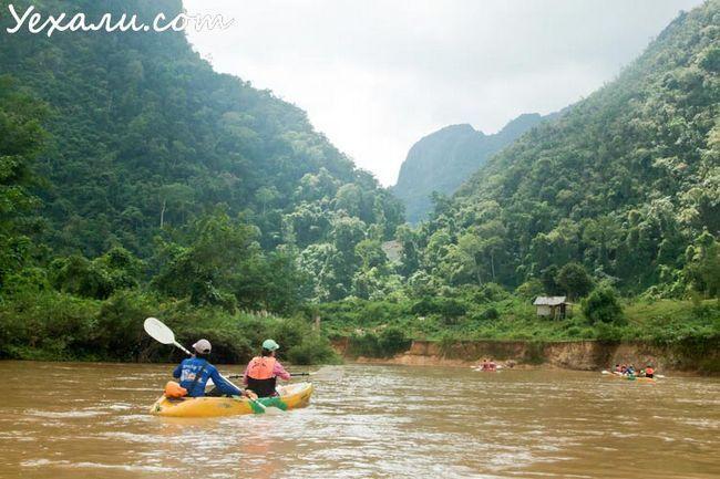 Екскурсії в Лаосі