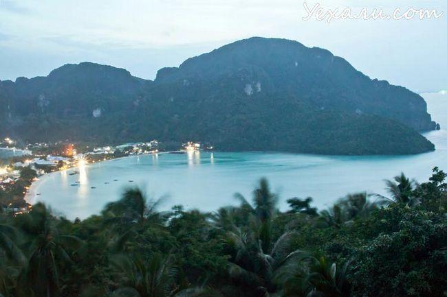 Кращі фото заходу: Крабі, острів Пхі-Пхі Дон