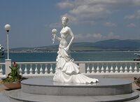Чорне море навесні - погода в геленджику в квітні