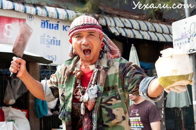 Що подивитися в Бангкоку за два дні: ринок Чатучак