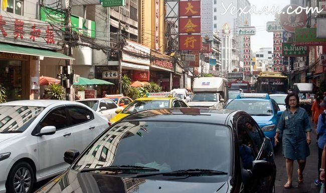 Що подивитися в Бангкоку за два дні: Чайнатаун.
