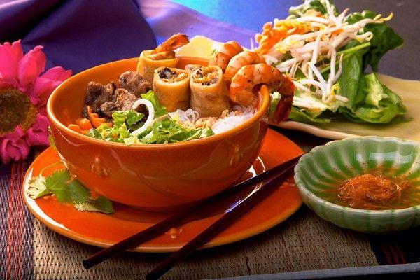 в`єтнамська їжа