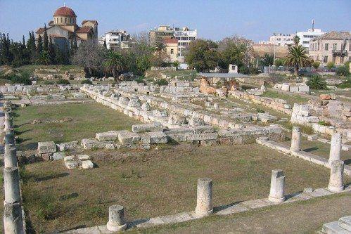 Пам`ятки афин: топ-7 античних місць в столиці греції