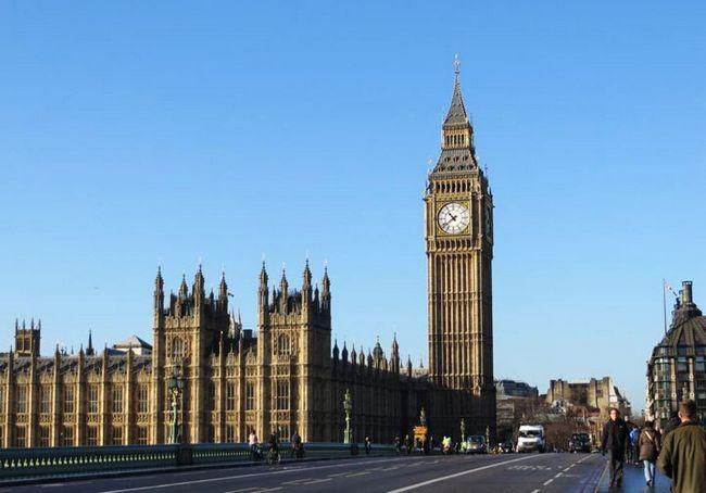 Пам`ятки англії: 19 кращих місць