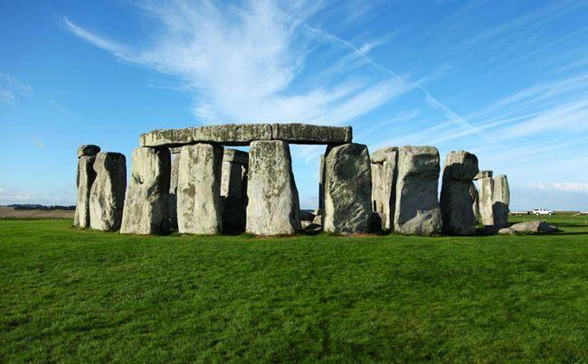Пам`ятки Англії: Камені Стоунхенджа