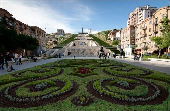 Пам`ятки вірменії