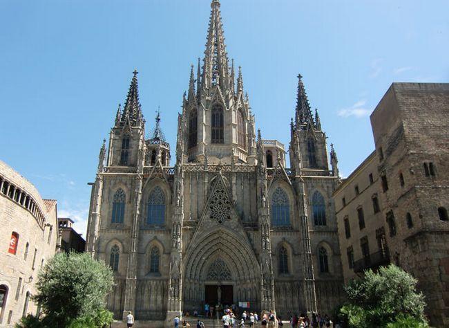 пам`ятки Барселони
