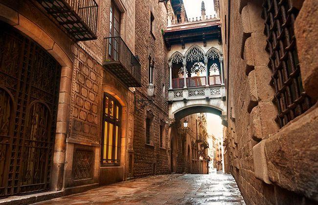 Пам`ятки Барселони - Готичний квартал