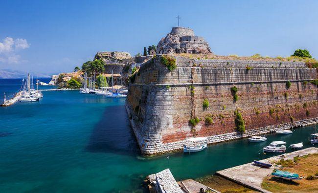 Кращі місця Греції