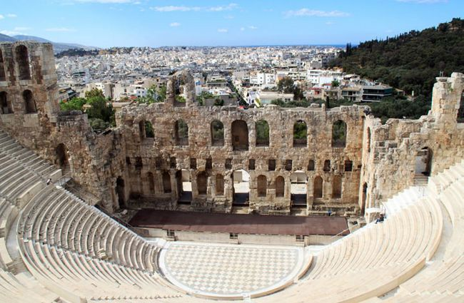 театр Діоніса