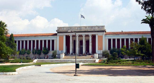 Визначні пам`ятки Греції: ТОП-12