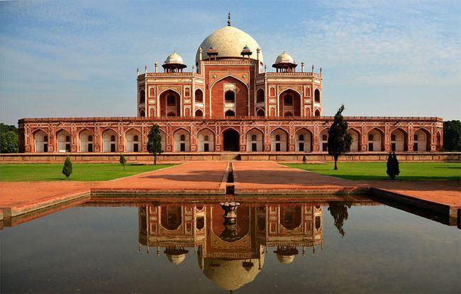 Індія: пам`ятки
