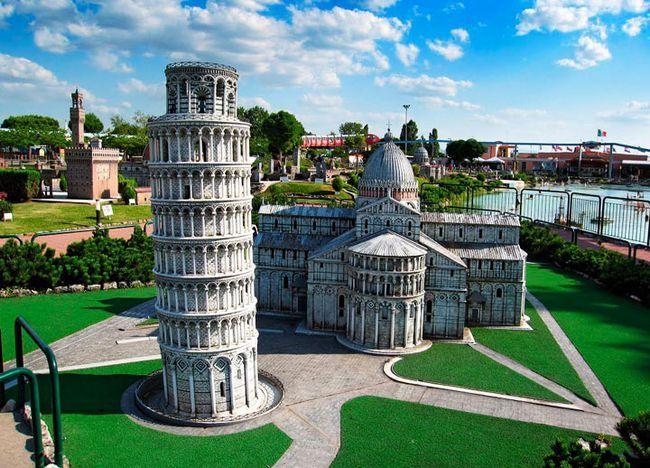 Італія в мініатюрі