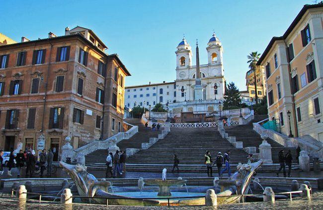Італія. пам`ятки