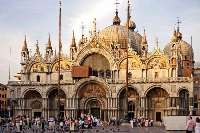 Головні пам`ятки Італії