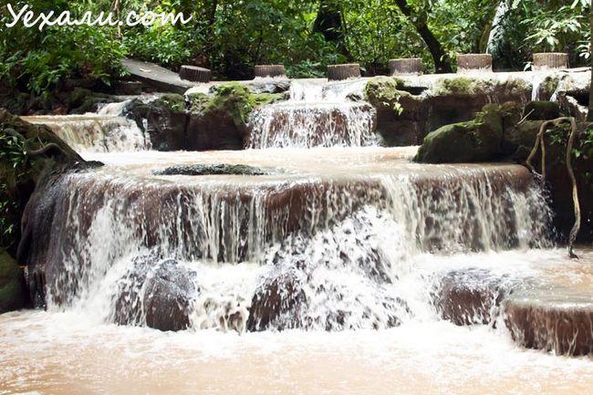 Національний парк Танбоккорані, Таїланд
