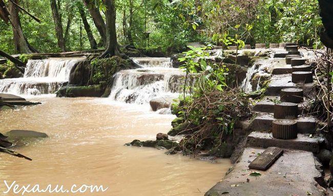 Пам`ятки Крабі: національний парк Танбоккорані