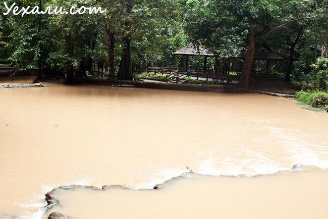 Національний парк Танбоккорані: смарагдовий ставок