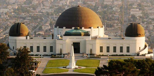 Пам`ятки Лос-Анджелеса