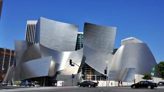 Найкрасивіші місця Лос-Анджелеса. фото