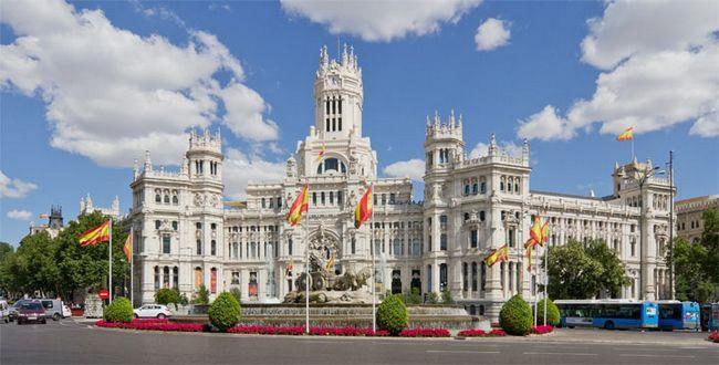 Що подивитися в Мадриді?