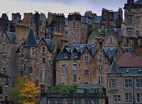 Пам`ятки шотландської столиці - единбурга