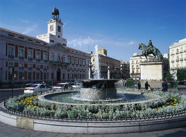 Мадрид: пам`ятки