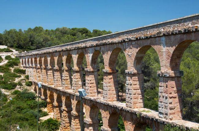 Пам`ятки Таррагони: акведук