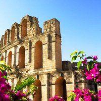 Пам`ятки тунісу