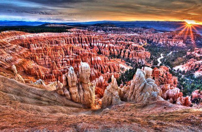 Найкрасивіші місця США