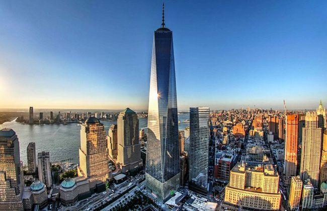Пам`ятки США: вежа Свободи